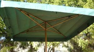 Дачный зонт 2